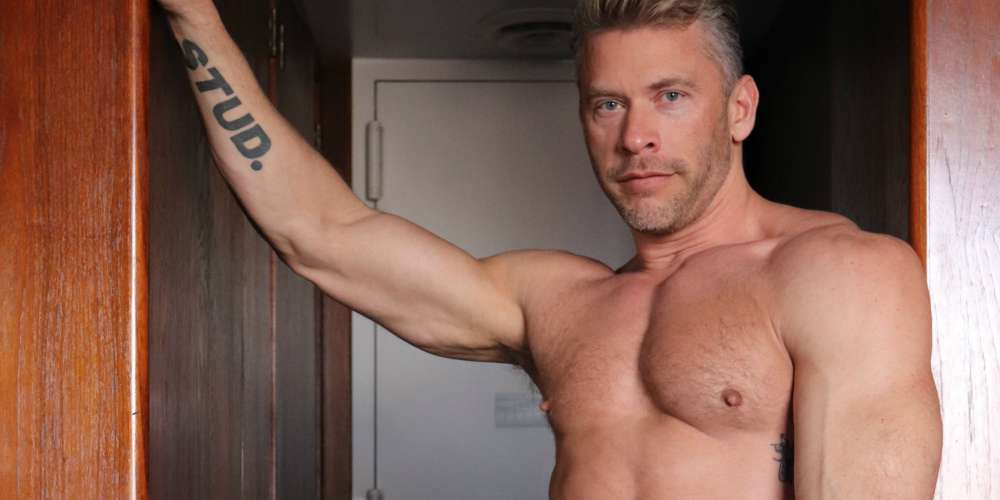 The Tom of Finland Store Is Now Selling Briefs by Boy Smells, and Terry Miller Wears It So Well