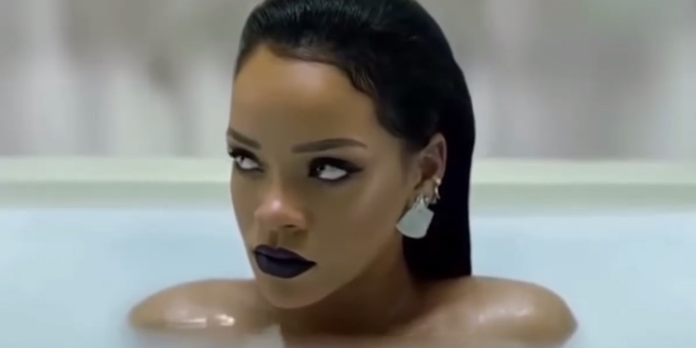 Rihanna Just Responded to That Terrible Snapchat Ad: 'Throw the Whole App-ology Away'