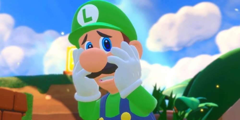 Someone Calculated the Length of Luigi's Penis, and the Internet Lost Its Damn Mind