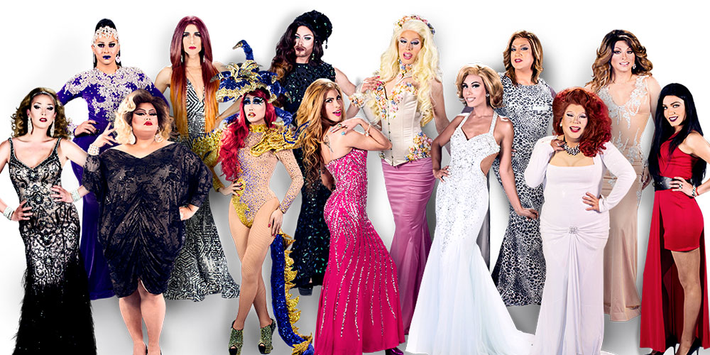 Meet the Season 2 Queens From Chile's Version of 'Drag Race'
