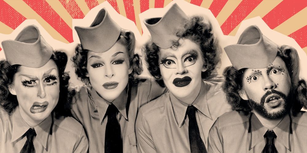 These Four Drag Queens Are Going on a 20-State Summer Bus Tour To Help Save Our Democracy