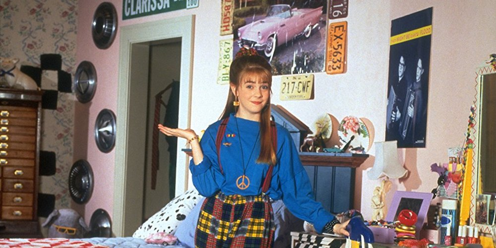 'Clarissa Explains It All' Could Be Coming Back With Melissa Joan Hart in Tow