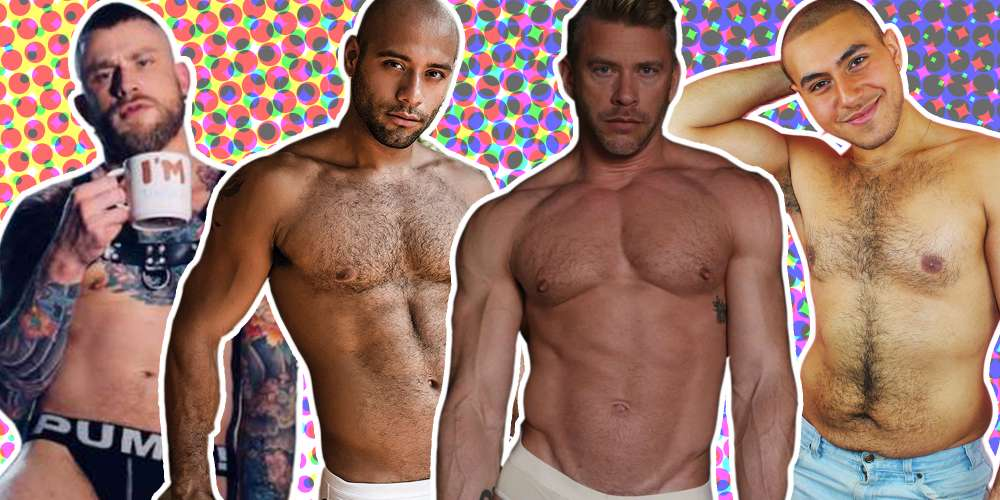 #ThisWeekInThirst: Boy Smells Underwear, Reality TV Butts and Hairy Daddies Dressed as Mario
