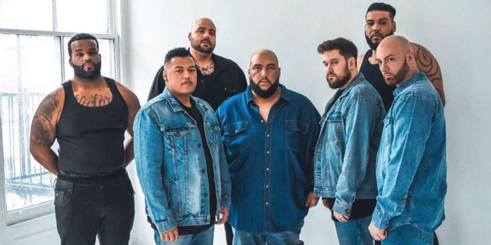 These Plus-Size Male Models Just Recreated a Calvin Klein Ad to Prove a Point