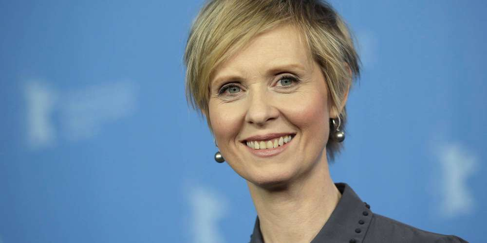Cynthia Nixon Could Become the First Queer Governor of New York State