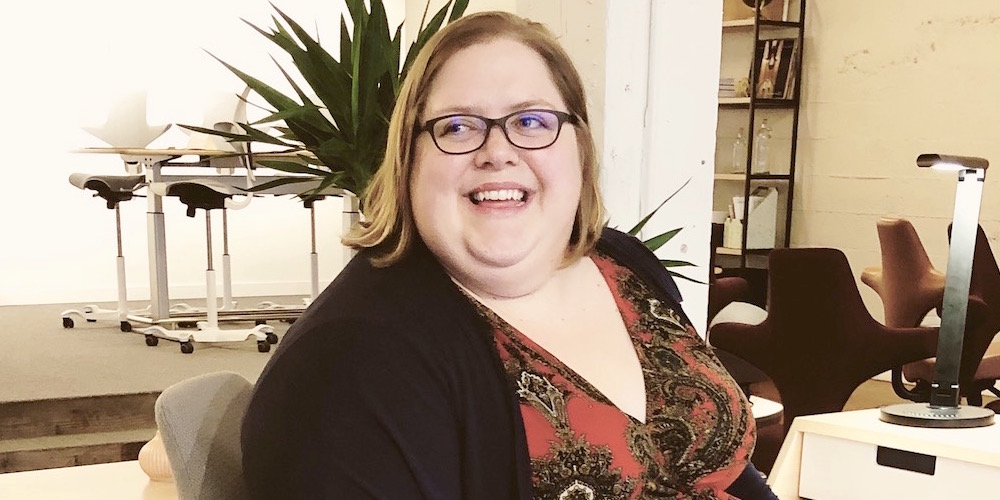 This Queer Woman Wants to Help People of Size Fly Comfortably in Seats That Fit