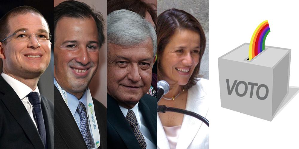 Op/Ed: ¿Los Candidatos a la Presidencia de México Son Homofóbicos u Oportunistas?