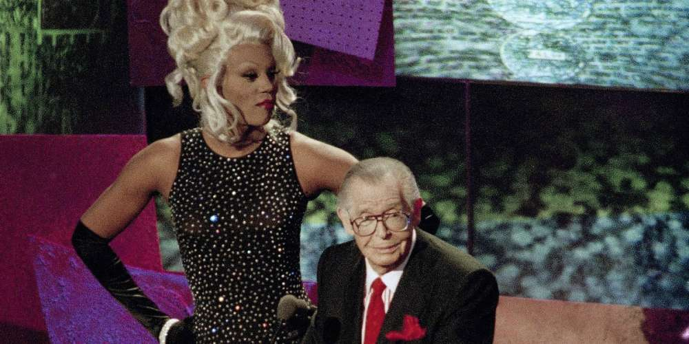 RuPaul Just Taught Us an Important Lesson About His Infamous Spat With Milton Berle