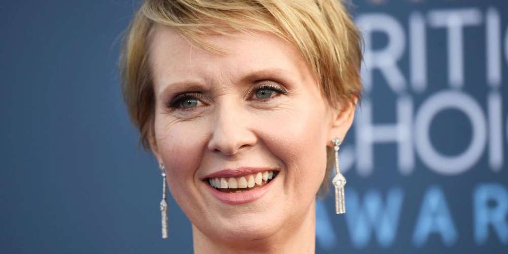 Is Cynthia Nixon an 'Unqualified Lesbian' or the Next Governor of New York?