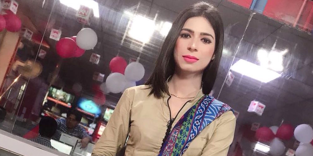 Pakistan's First-Ever Trans TV Reporter Represents Real Progress in a Typically Transphobic Nation