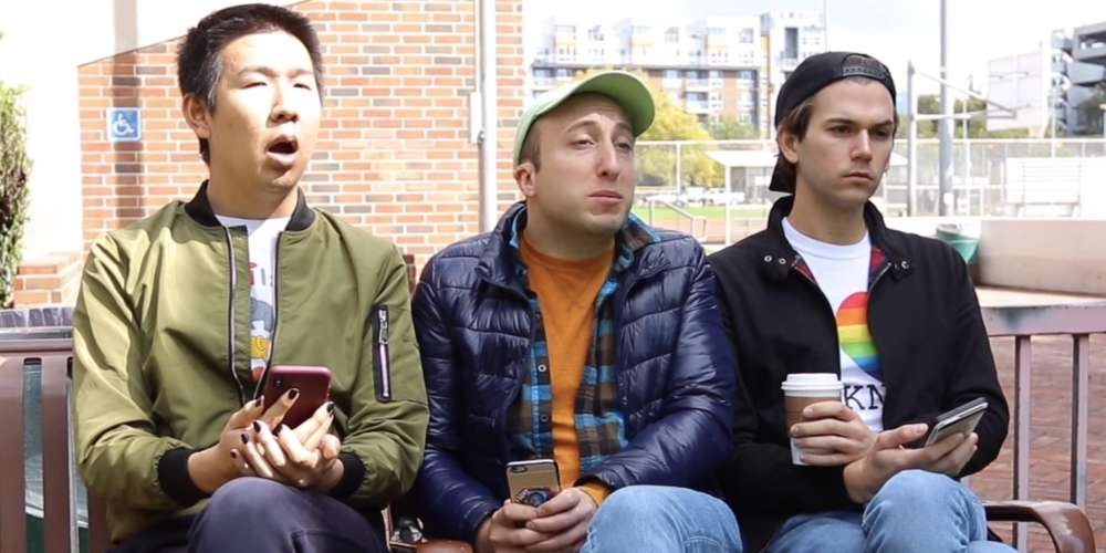 Manspreading Is the Mystifying Topic Tackled in Michael Henry's Latest Video