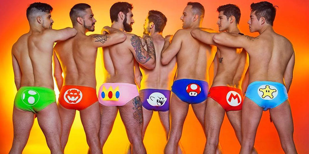 Meet 'The Gaymers,' 7 Sexy Mexican Guys Who Have Created a Gaming Community