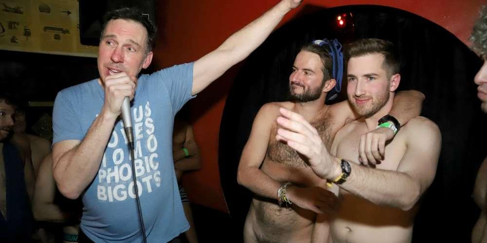 J'ai participé à Mister Nude York et cela a sérieusement boosté mon ego