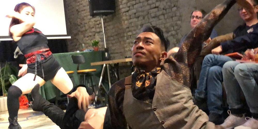 BFFxSTUNG:「異男有嘻哈,同志有Voguing!」蝦米細Voguing?忍者老大帶你深入探索紐約地下舞廳文化