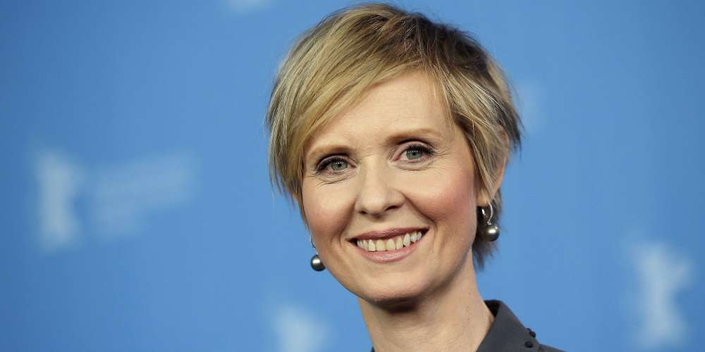 If Elected Governor, Cynthia Nixon Wants to Bring Legal Weed to New York State