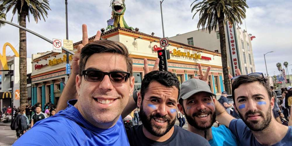 SoCal Gays Hopped Around the City During the 9th Annual WeHo Scavenger Hunt