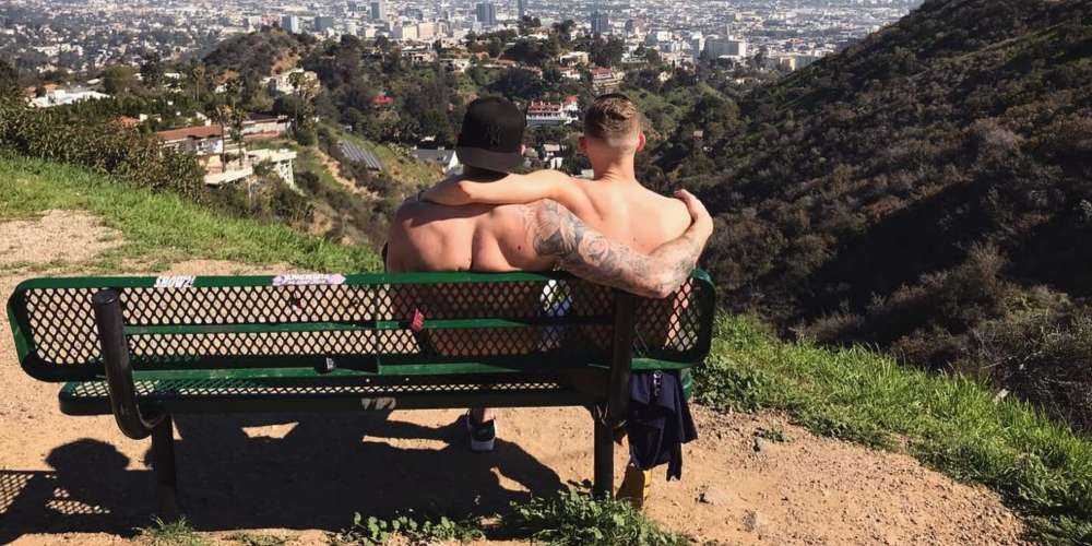 Let's Take a Deep Dive Into the Instagram of Adam Rippon's New Boyfriend