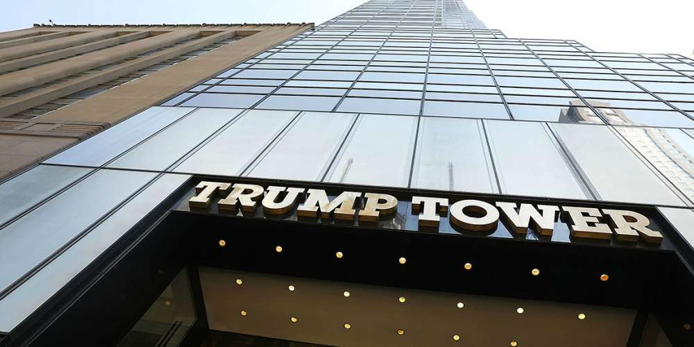 Breaking: The 50th Floor of NYC's Trump Tower Is Currently in Flames (Video)