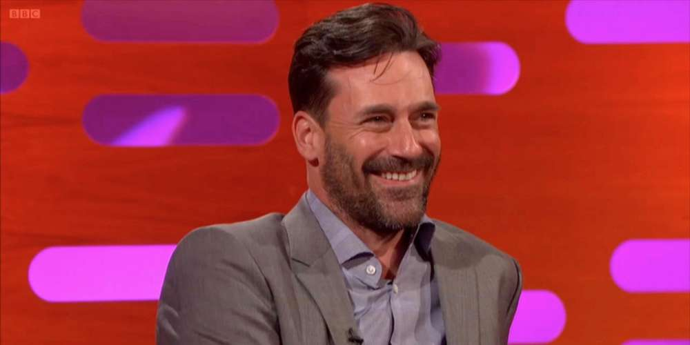 Frat House Hazing Is Officially the Other Thing Jon Hamm Doesn't Want to Be Asked About