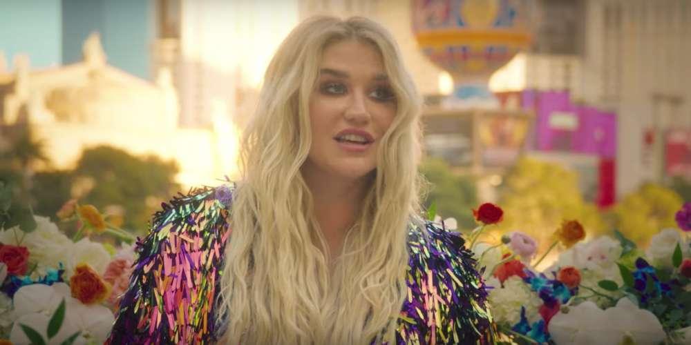 In a Brand-New Music Video, Kesha Officiates Her Third Same-Sex Wedding