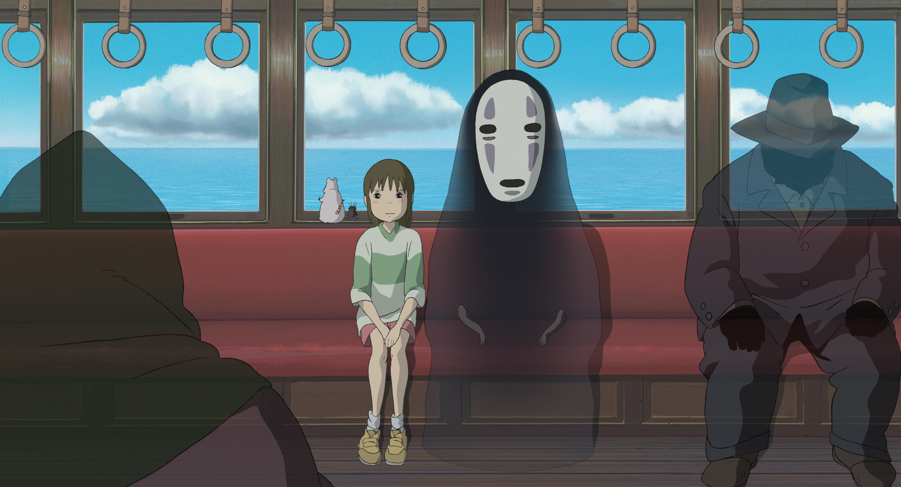 spirited away no-face