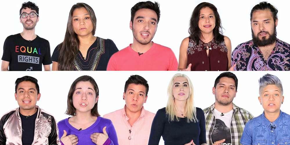 #NiUnPasoAtrás: El Mensaje de la Coalición Mexicana LGBTTTI+ a los Candidatos a la Presidencia de México