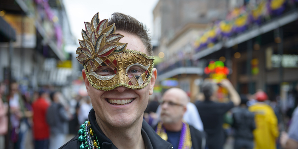 La Guía Gay de Hornet: Los Mejores Bares, Atracciones y Museos Para ver en Nueva Orleans