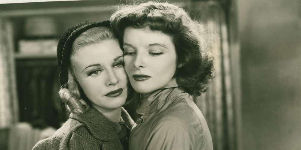 La película de Katharine Hepburn 'Stage Door' fue sorprendentemente queer en 1937