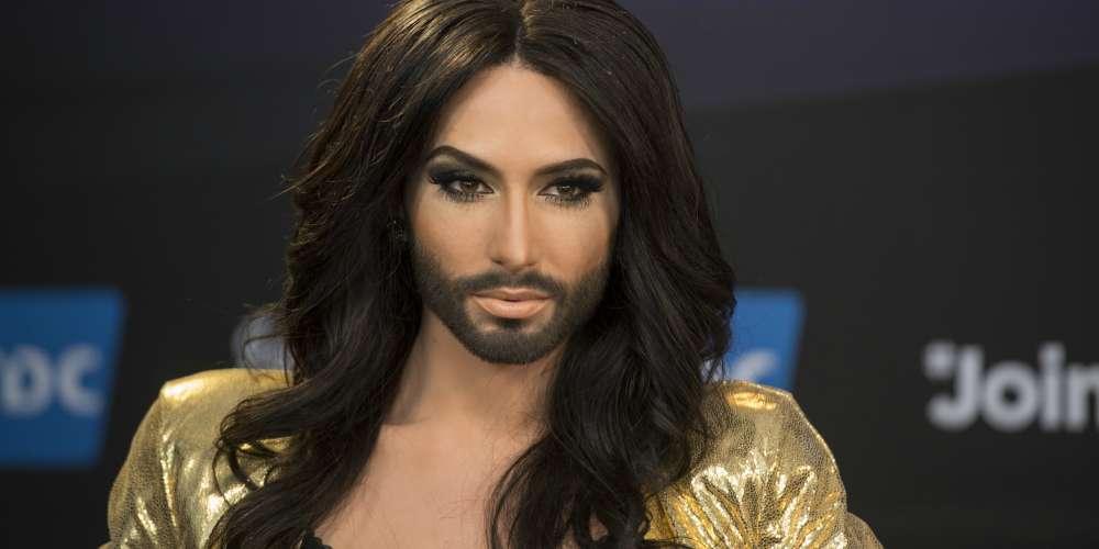 Conchita Wurst เผยว่าเธอมีเชื้อ HIV หลังถูกข่มขู่แบล็คเมลล์