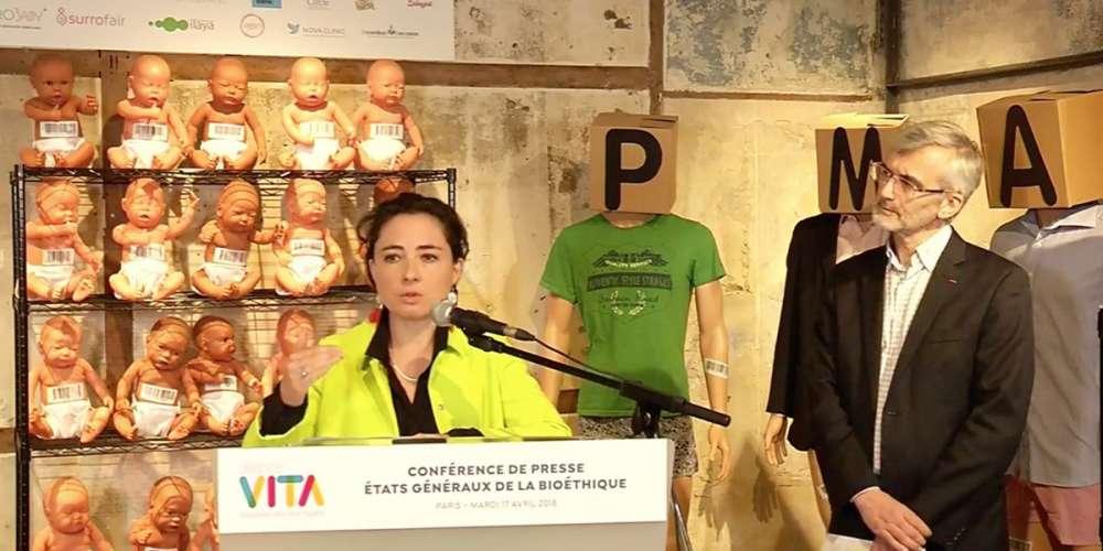 Boutique anti-PMA d'Alliance Vita: une initiative «dégradante» pour le maire du IIème