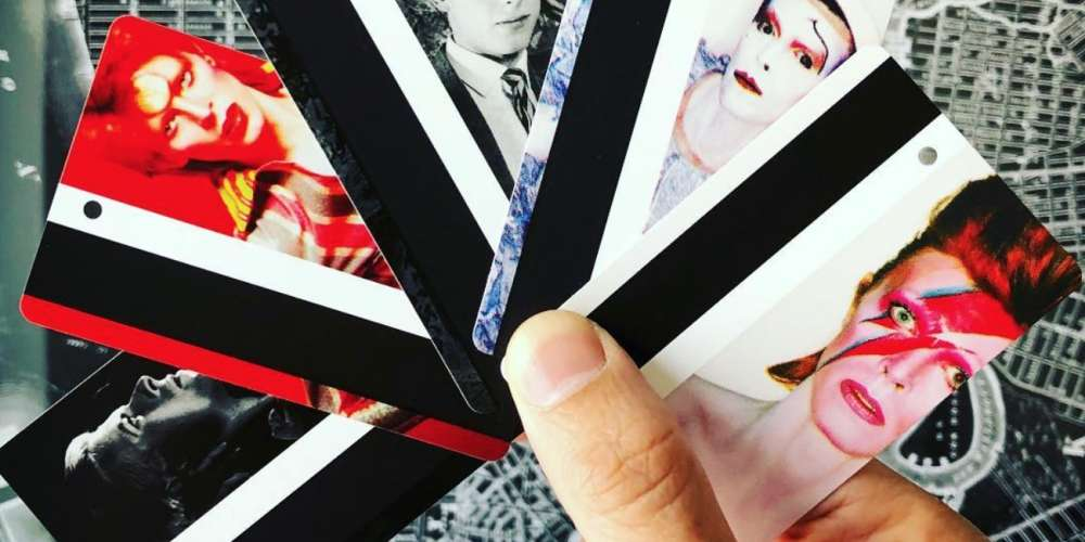 David Bowie MetroCards Are Currently All the Rage in New York City
