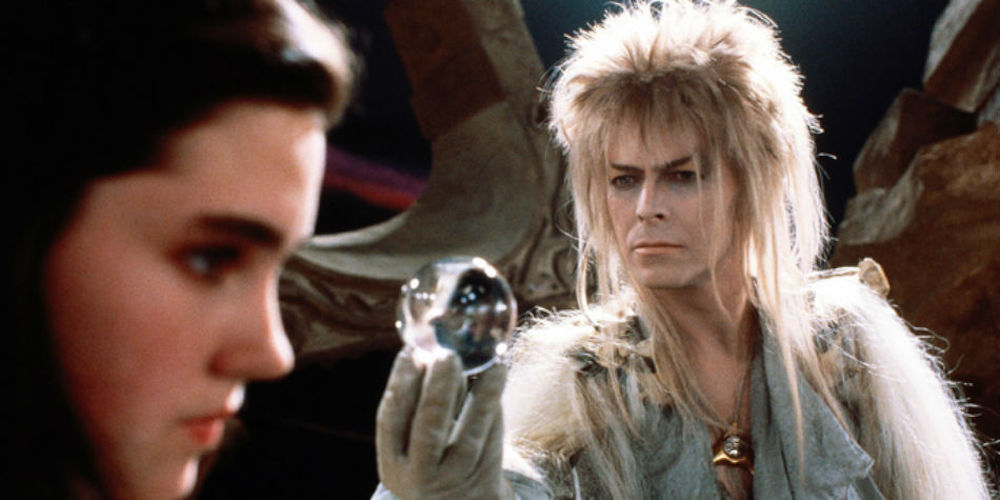 'Forget the Baby,' Because 'Labyrinth' Has a Sequel and Stage Musical in the Works