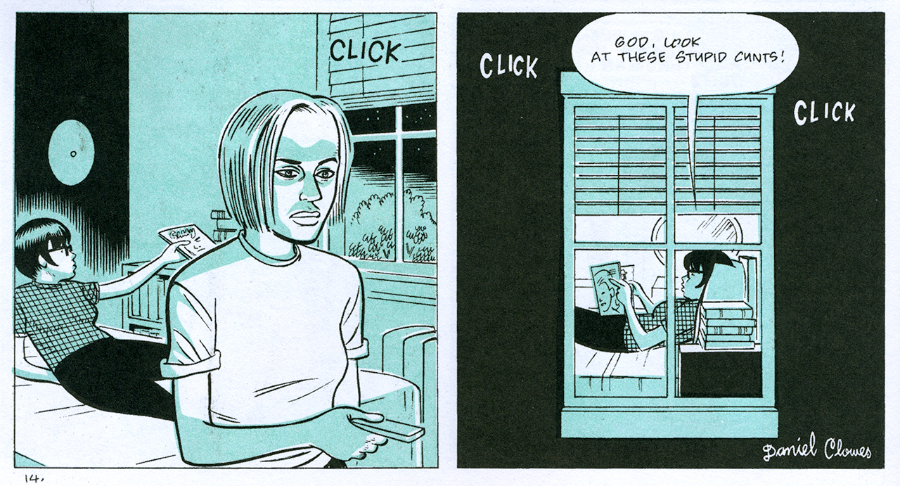 comic book movies ghost world 2