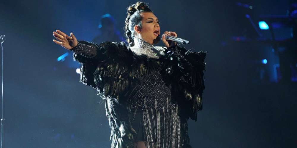Homophobic Trolls Attack Ada Vox, the Drag Queen Slaying the Competition on 'American Idol'