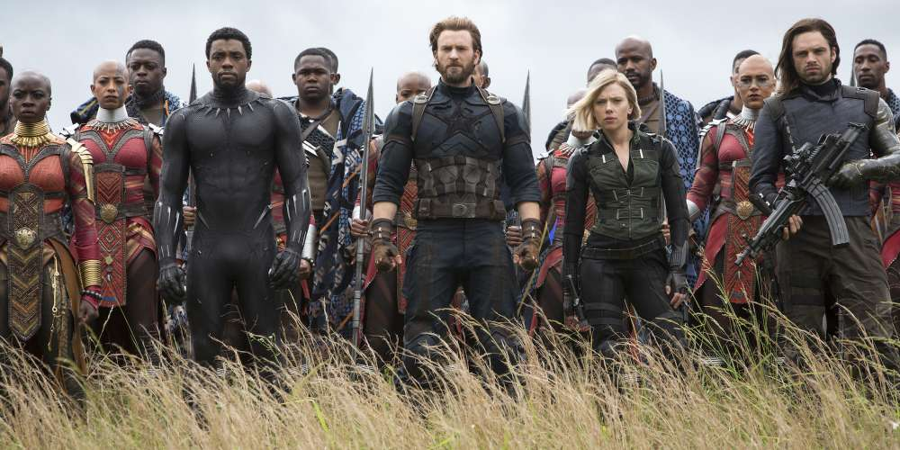 The Total Lack of Queer Characters in 'Infinity War' Indicates a Problem in the Comic Book Industry
