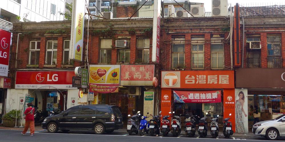 跟著Hornet聽故事散散步:台北城南半日遊(下)