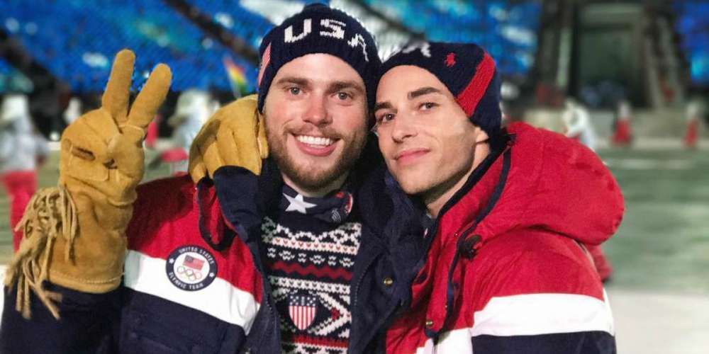 Adam Rippon and Gus Kenworthy Skip White House Visit, Clap Back at Haters