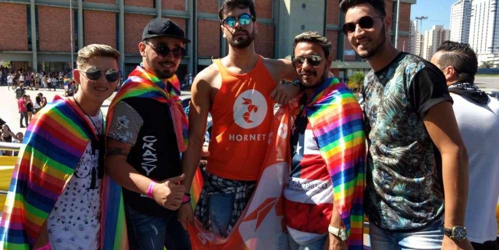 Itu e Mogi das Cruzes abrem celebração do Orgulho LGBT em São Paulo e Hornet esteve presente