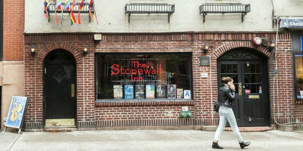 Stonewall Inn Apologizes and Fires Bouncer After On-Camera Altercation With Queer Patrons