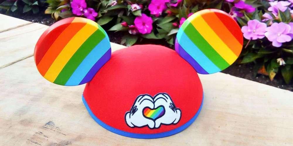 多了一個去迪士尼樂園的理由:用鈔票把彩虹米奇帽下架