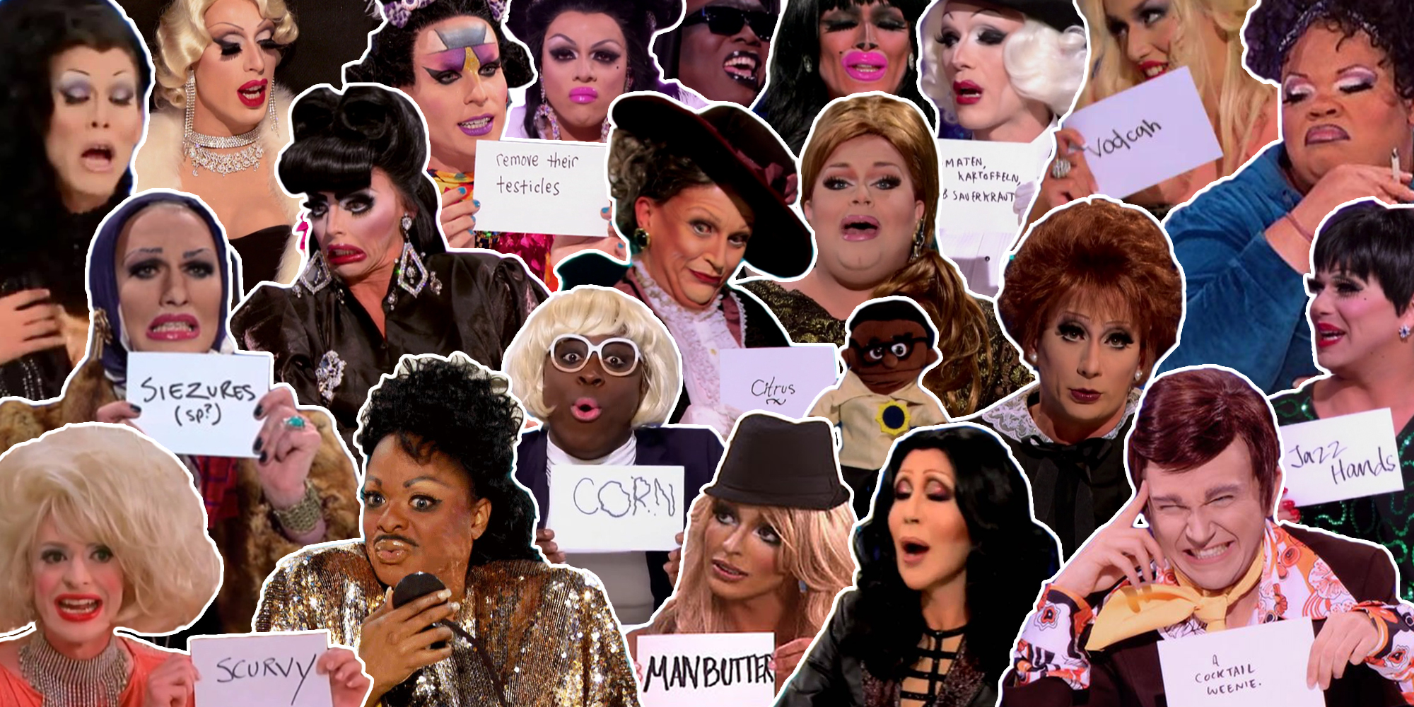 'How (Blank) Was She?!' The Definitive Ranking of 'Drag Race' Snatch Game Episodes by Season