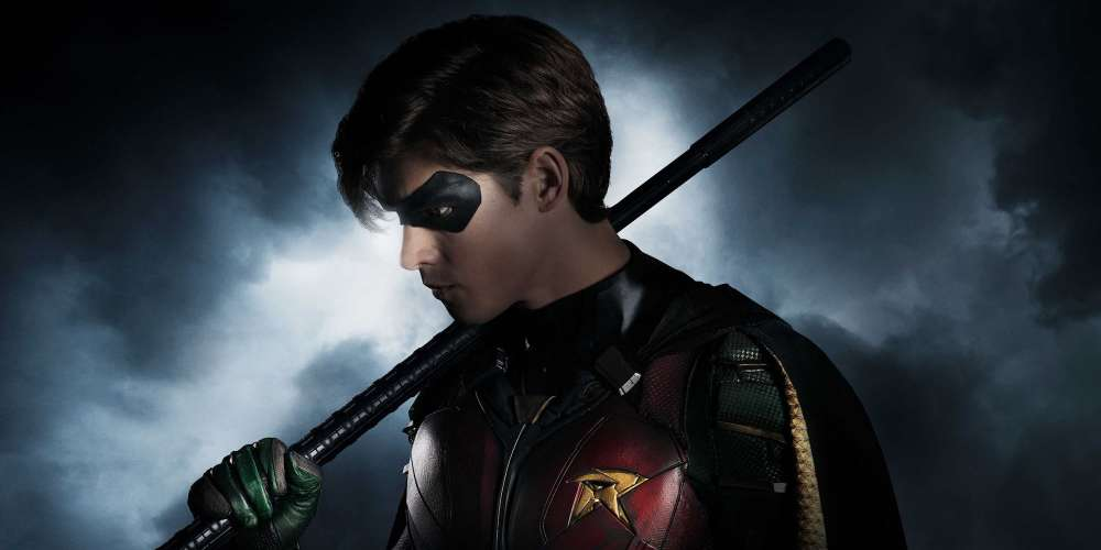 'F*ck Batman': Robin Is No Boy Wonder in the Just Released Trailer for DC's 'Titans' Series