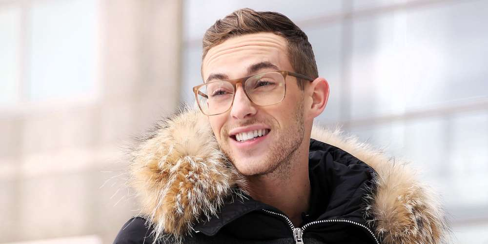 The Adam Rippon Interview: America's Olympic Sweetheart Moves From the Ice to the Dance Floor