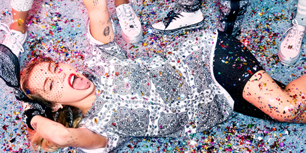 Our 5 Current Obsessions: Miley's Converse Collab, New LV Fragrances, This LED Leather Cap