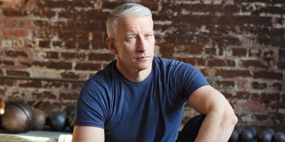 The Anderson Cooper Interview: On Journalism, Stormy Daniels and Touring With BFF Andy Cohen