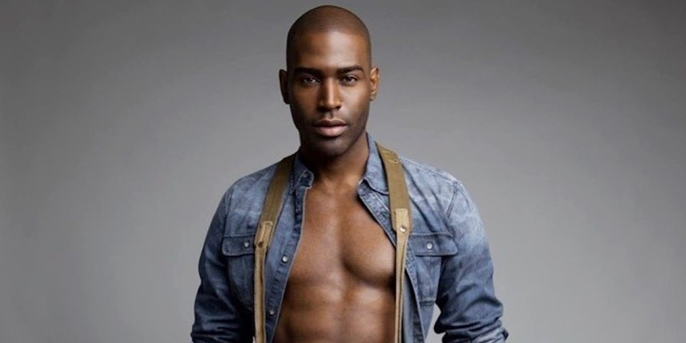 Karamo Brown Explains Why He's Working with H&M Despite Its Recent Race Controversy