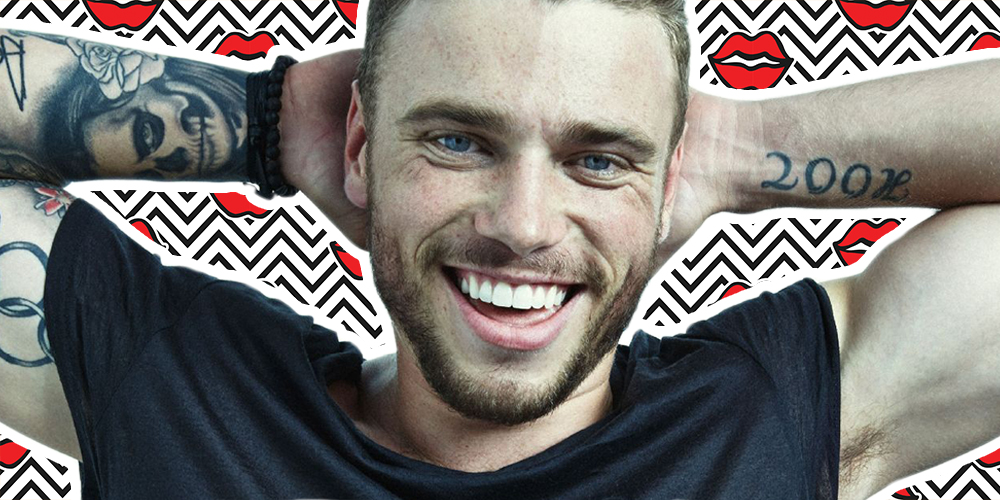 #ThisWeekInThirst: A Song for Bottoms, the Warwick Rowers Strip and Gus Kenworthy's H&M Ad