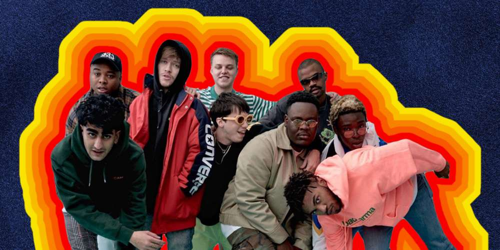 Brockhampton, the 'Best Boy Band Since One Direction,' Is Redefining How We Look at Music