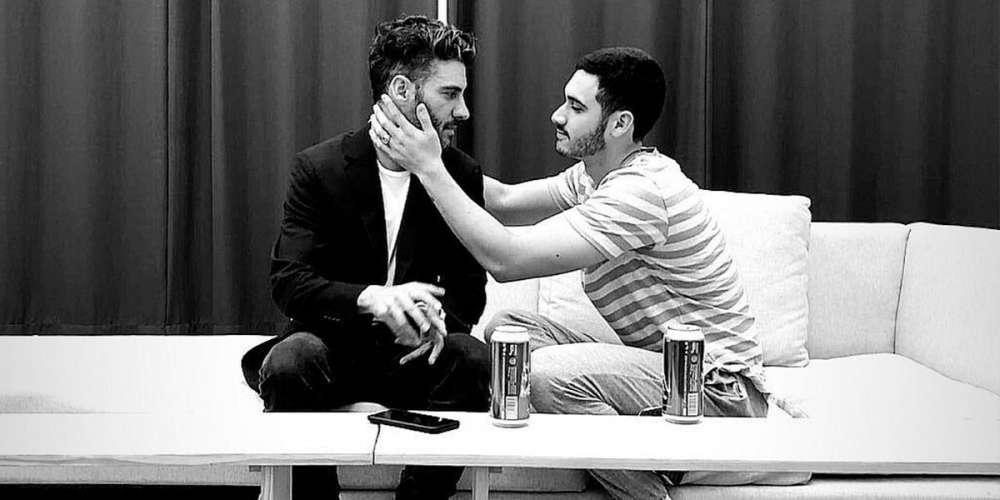 Straight, La Obra de Teatro en la que Alejandro Speitzer y Erick Elías Comparten Historia Gay
