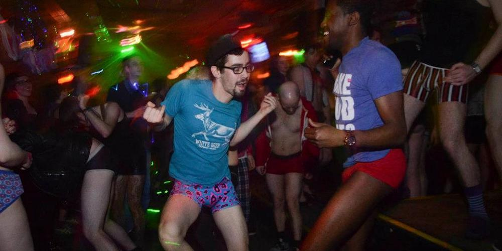 Exclusive: Party Without Your Pants at This Year's International AIDS Conference